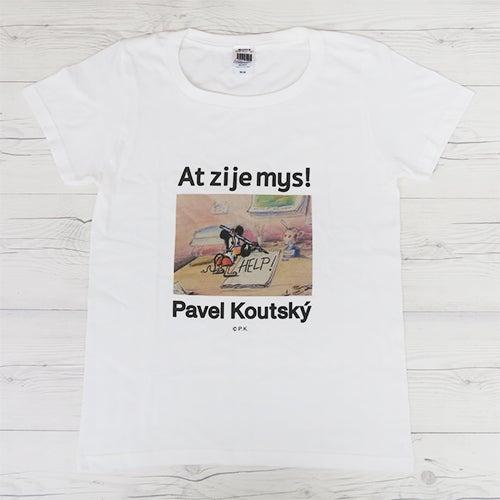 【チェコチェコショップ】本日、 新柄のTシャツを発売いたしました!!の記事より