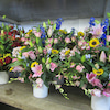 スタンド花のお届け~♪の画像