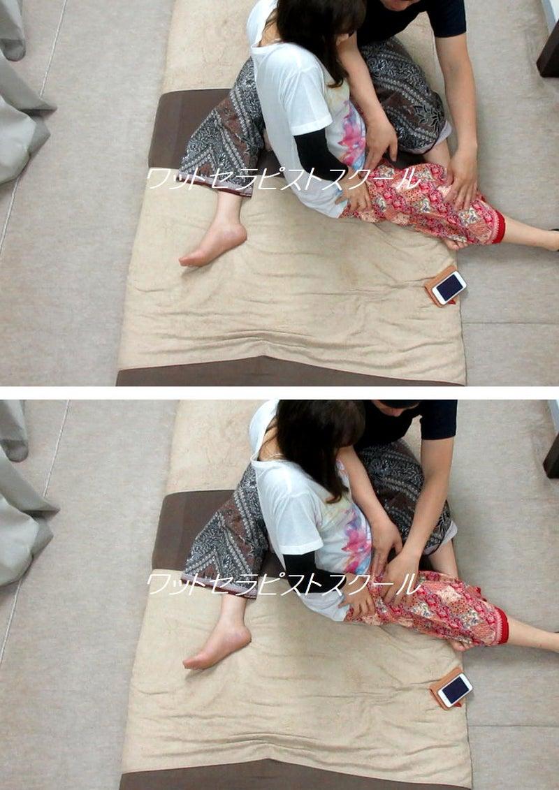 めでたしタイマッサージ練習会☆ワットセラピストスクール☆妊娠・妊婦さんタイ古式【マタニティ】05