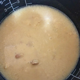画像 レモンクリームチキンカレーとバスマティライスを使って炊飯器でビリヤニ風 残りはおからチャーハン の記事より 4つ目