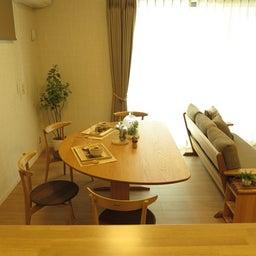 画像 マンションの家具の配置提案 ④ リビングと隣接する洋室とつなげて家具を配置!家具の配置換え提案も の記事より 24つ目