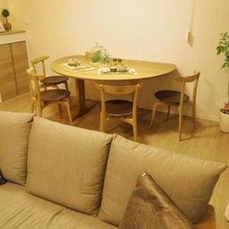 画像 マンションの家具の配置提案 ④ リビングと隣接する洋室とつなげて家具を配置!家具の配置換え提案も の記事より 23つ目