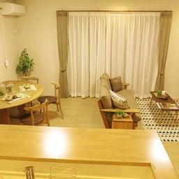 画像 マンションの家具の配置提案 ④ リビングと隣接する洋室とつなげて家具を配置!家具の配置換え提案も の記事より 22つ目