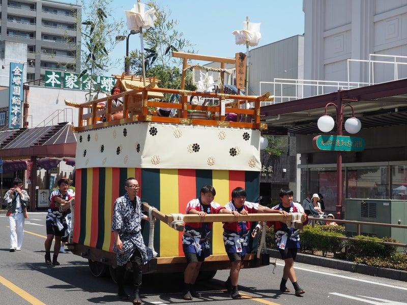 大垣祭り2019-神楽軕1