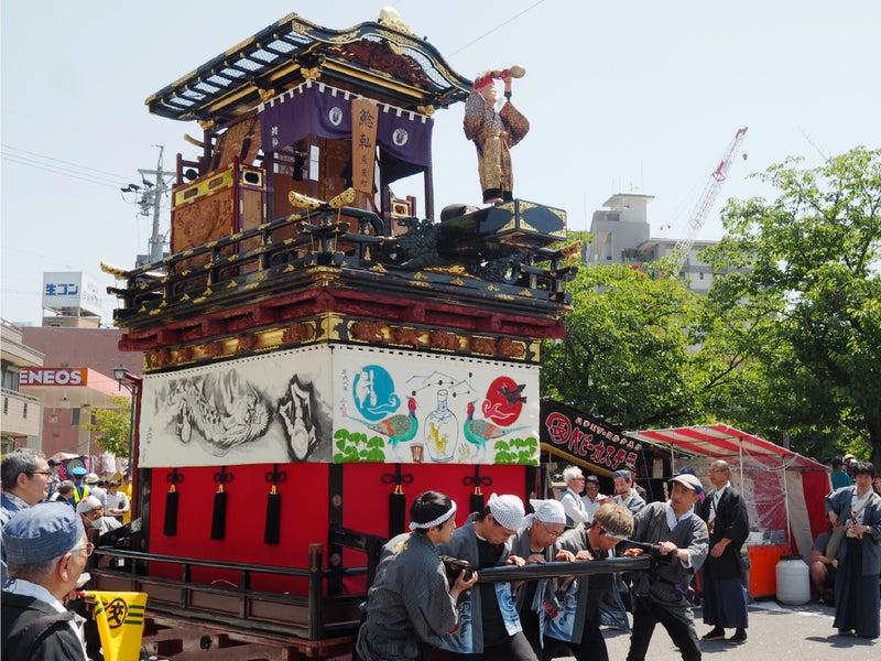 大垣祭り2019-鯰軕1