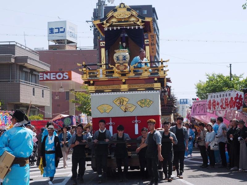 大垣祭り2019-猩々軕1