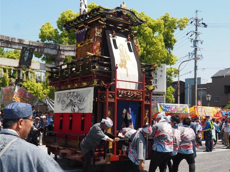 大垣祭り2019-鯰軕2