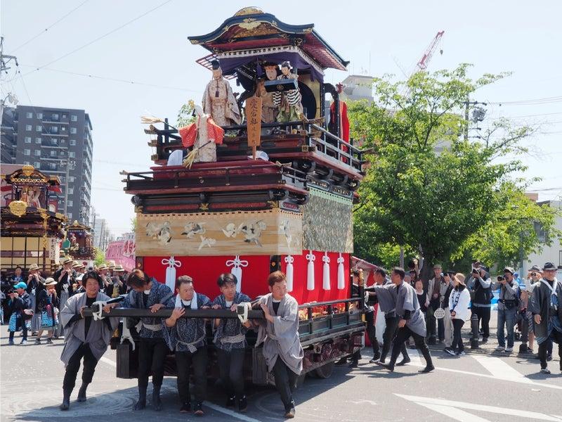 大垣祭り2019-愛宕軕1