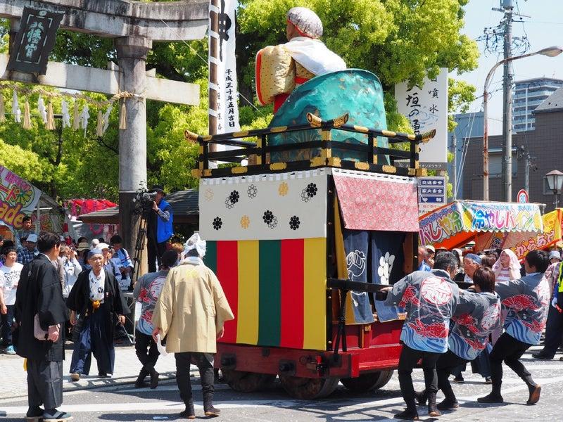 大垣祭り2019-大黒軕2