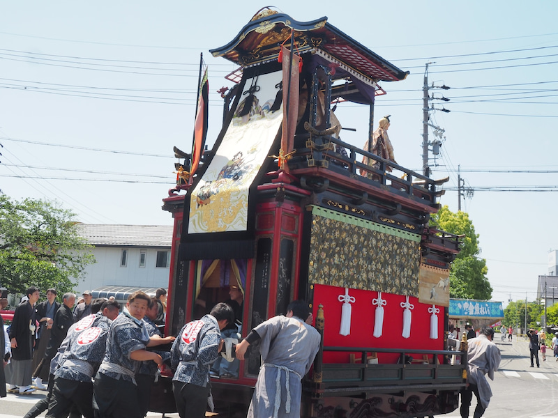 大垣祭り2019-愛宕軕2