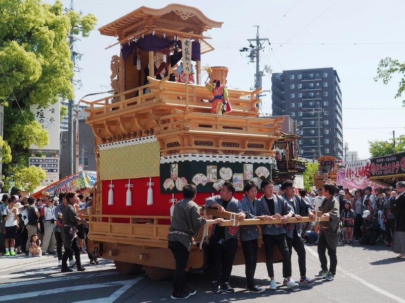大垣祭り2019-布袋軕1