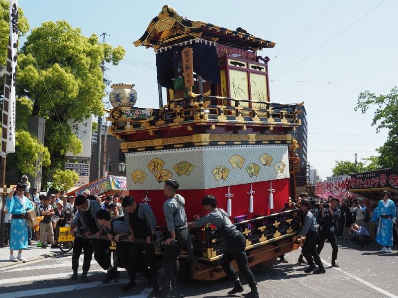 大垣祭り2019-猩々軕2