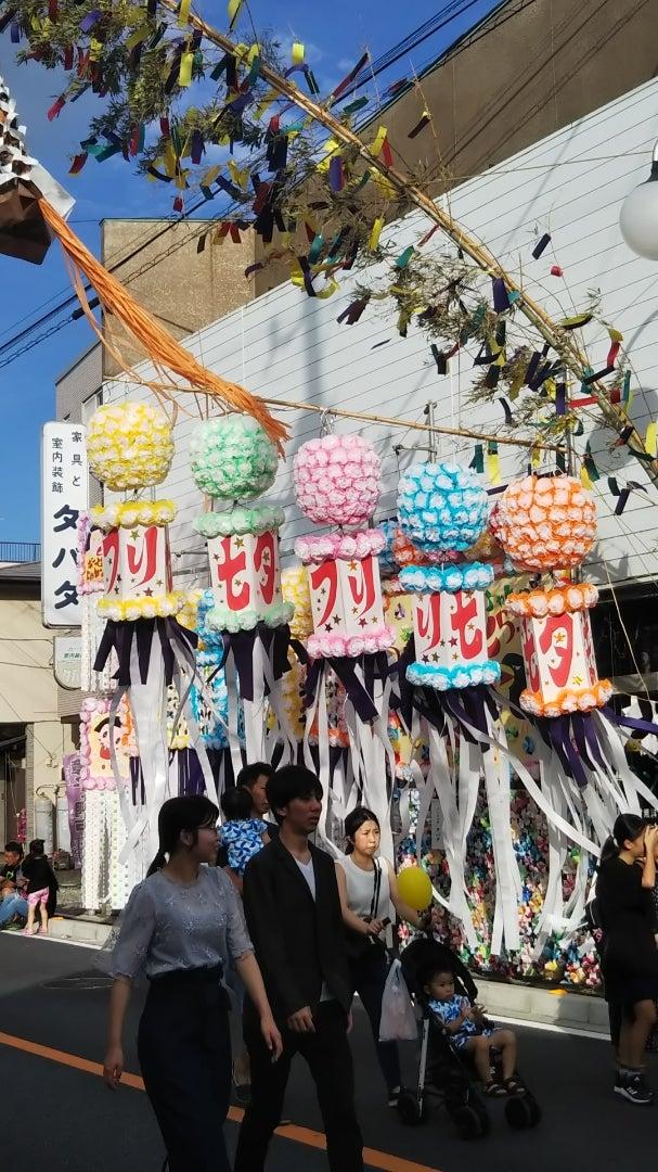 小 川町 七夕 祭り