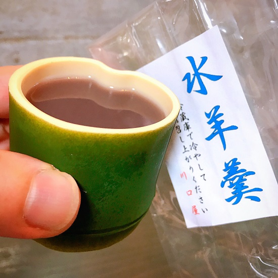 や 羊羹 水 むらさき の 夏の手土産に最適な「本当においしい水ようかん」5選 1,000軒以上の和菓子を食べ歩いた髙島屋の和菓子バイヤー・畑主税さんに伺いました