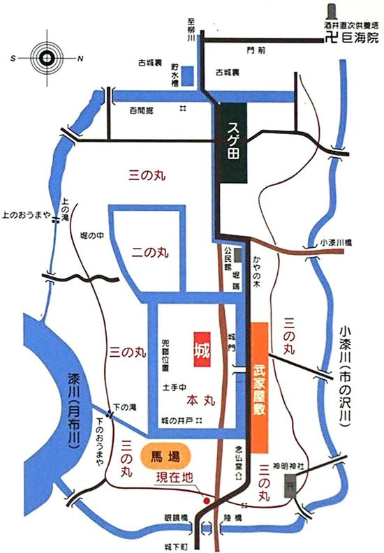 小漆川城【2】
