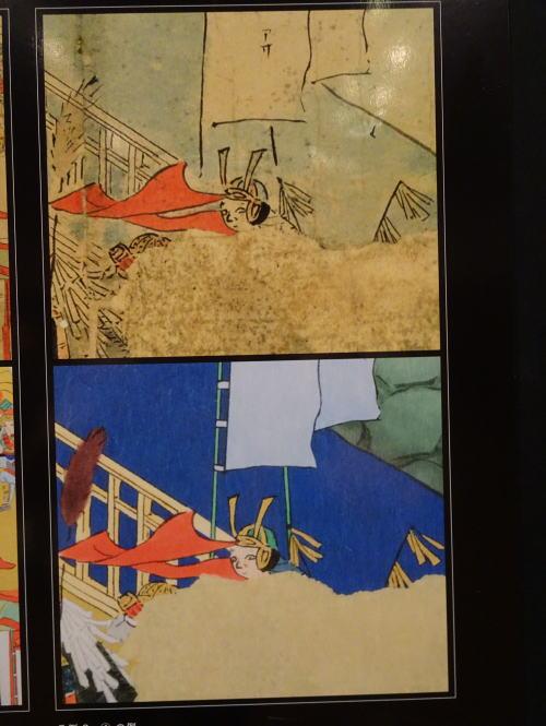 大坂冬の陣図デジタル想定復元・修正箇所