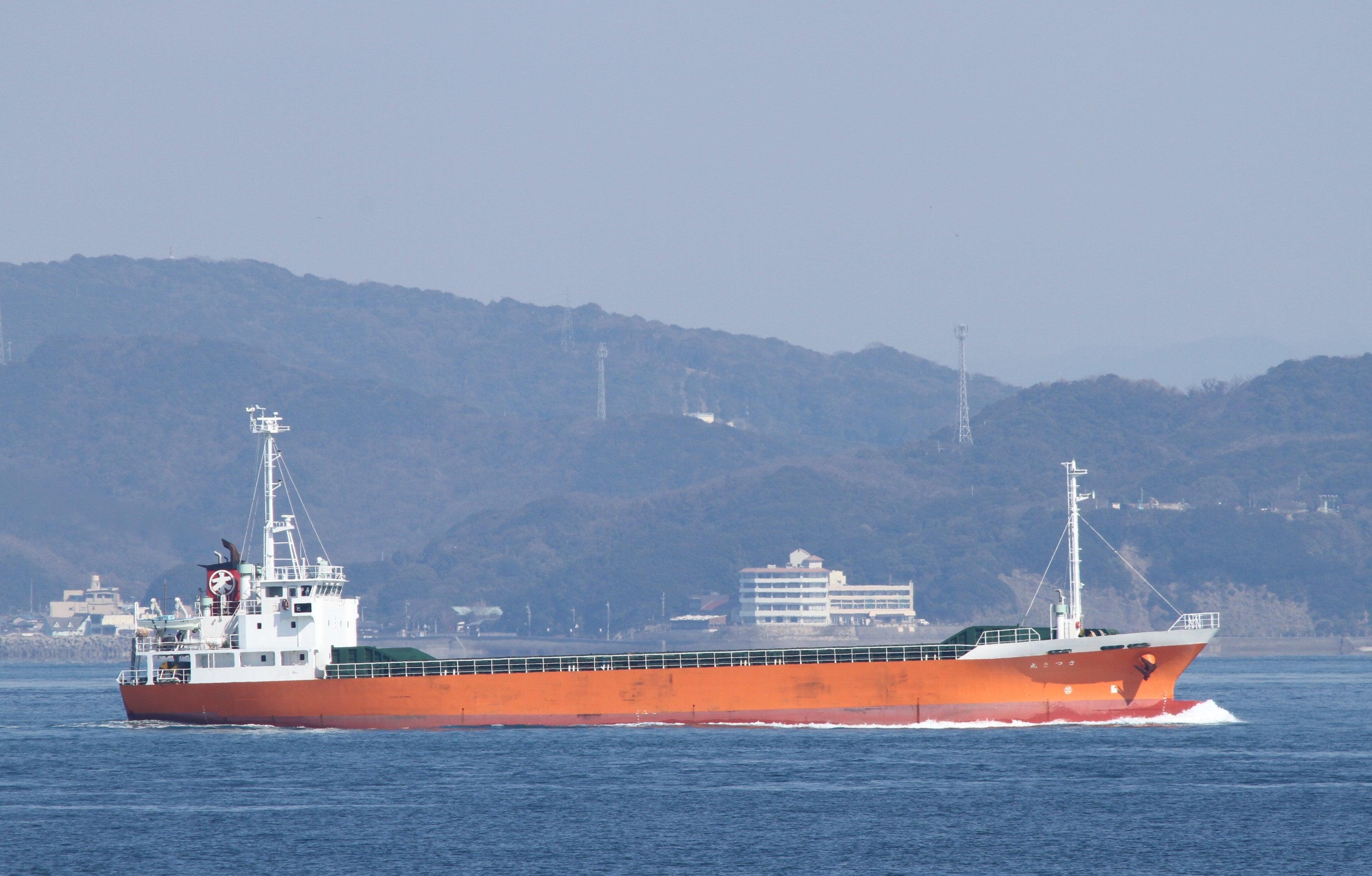 SATSUKI MARU   Vessels Lover 内航船