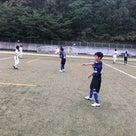 ⚽️バディジュニアユース練習試合⚽️の記事より