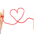 良縁・縁結び 赤い糸の法則の記事より