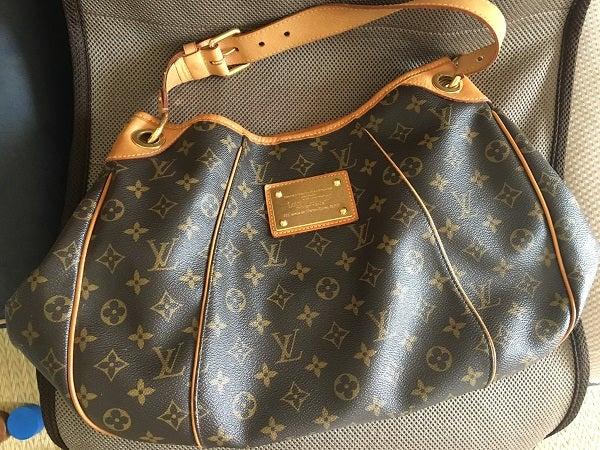ヴィトンのバッグを高価に自宅で買取に来てほしい。