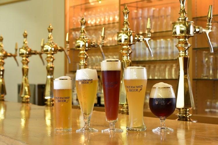 田沢湖ビールの写真