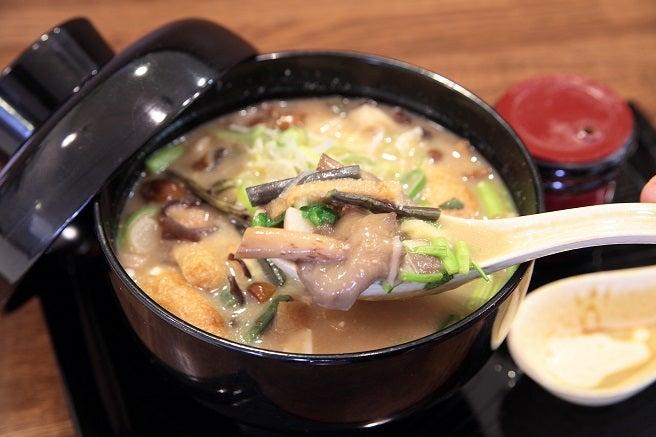 大曲納豆汁の写真