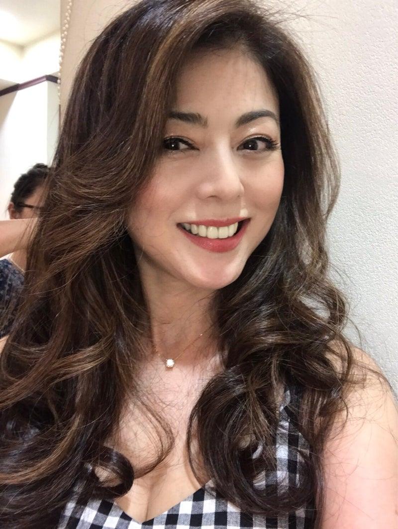 キープした髪型 | 武田久美子オフィシャルブログ「Kumiko's San Diego ...