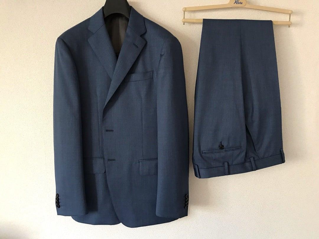 清涼感溢れるwear worksオーダースーツ