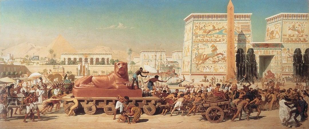 古代エジプトも現代社会も構造は同じ