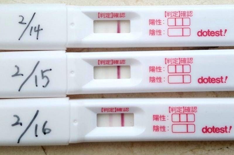 妊娠検査薬 フライング 何日前