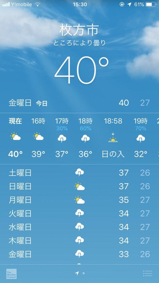 の 天気 市 枚方