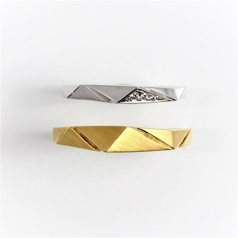 結婚指輪 万華鏡-まんげきょう-