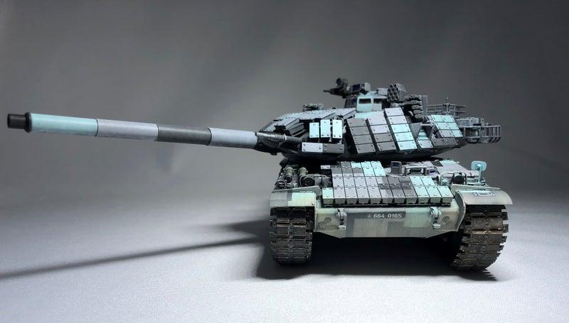タイガーモデル 1/35 フランス陸軍主力戦車 AMX-30B2ブレンヌス