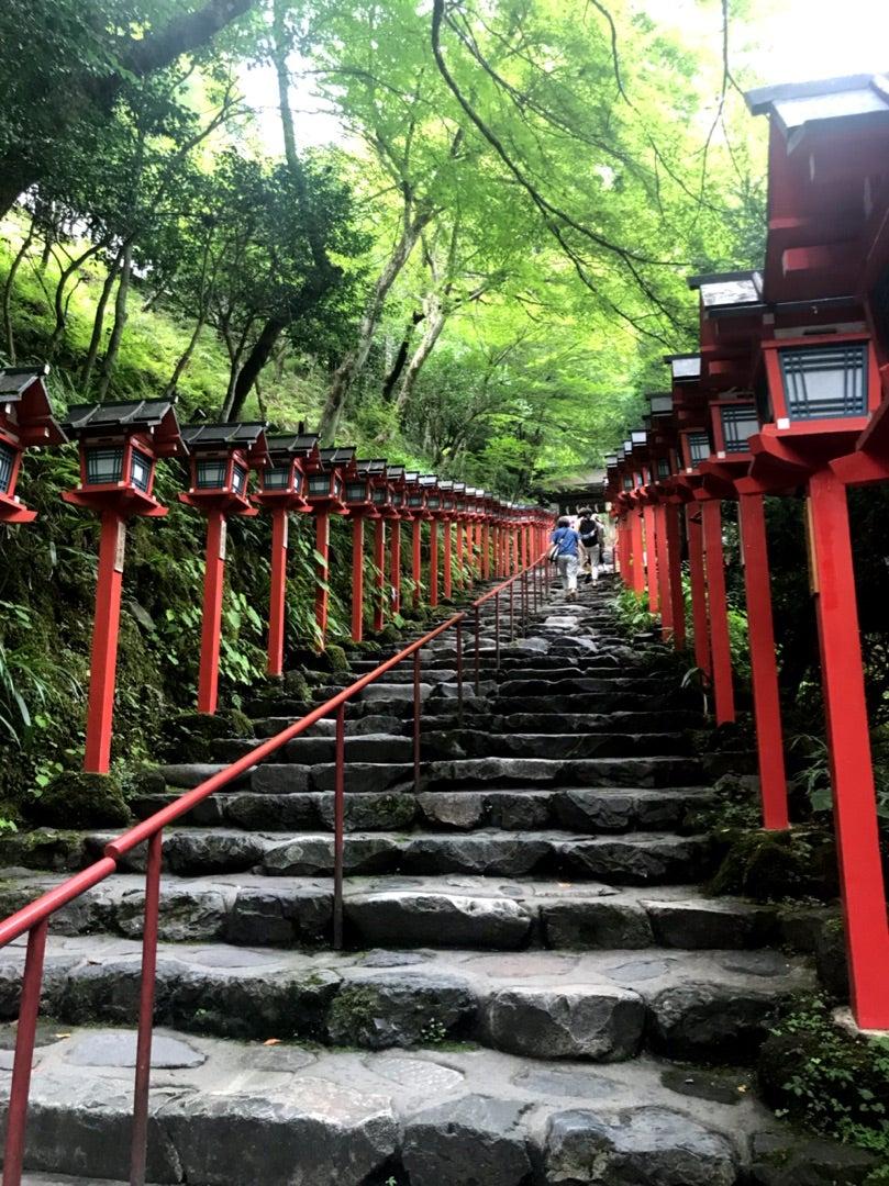 夏の京都のオススメ、貴船の川床の記事より