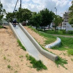 画像 水遊びができる公園@JR八尾 の記事より 1つ目