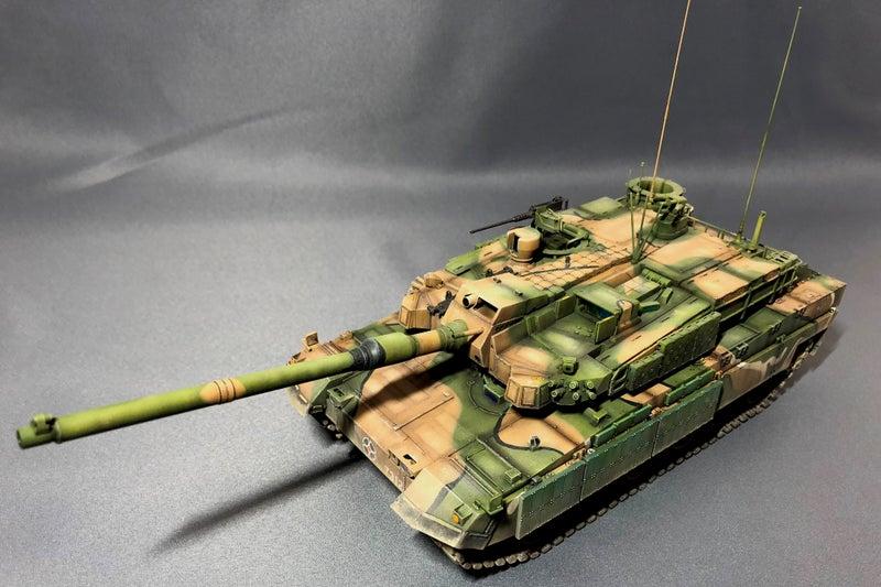 アカデミー 1/35 韓国主力戦車 K2ブラックパンサー