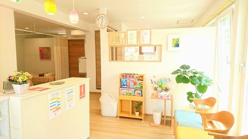 東川口・浦和美園でおすすめの整骨院 たはら整骨院&nicot 待合室