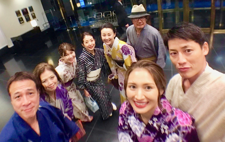 記事 五木ひろしさん!中島薫さん! みんなで興奮しました! の記事内画像