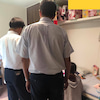 医療的ケア児の児童デイサービスはうるを、尼崎市議と西宮市議が訪問されましたの画像