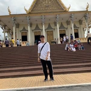 カンボジア 滞在日記 part1の画像
