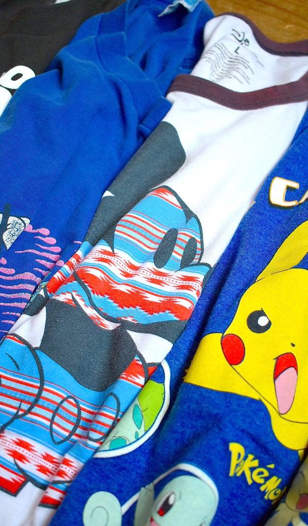 アメコミキャラクターTシャツ古着屋カチカチ