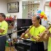 デイサービス 真夏の民謡ボランティア公演の画像
