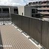 ルーフバルコニーの施工例(11月)の画像