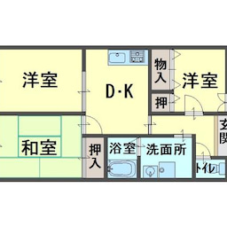 画像 パストラーレ久米田 岸和田市箕土路町の賃貸物件です の記事より 3つ目