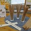 こども霞ヶ関見学デーで、木のストローワークショップを開催!の画像