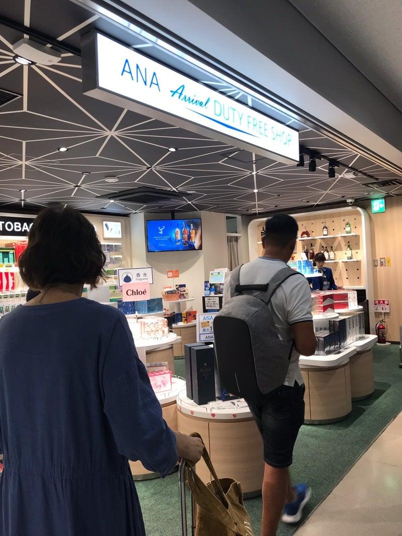 official photos f7b7b 76288 関空到着口免税店   ギンタママが行くよ!韓国