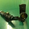 角膜専用のカメラの画像