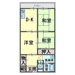 画像 メロディーコーポ岸和田 岸和田市小松里町の物件です の記事より 3つ目
