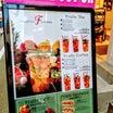 タピオカブームの次はこれ?!駅近の映えるフルーツカフェ『フルーツティー&コーヒーF』OPEN!