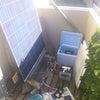 ベランダ太陽光発電 6年目!の画像